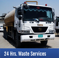 24 Hours Waste Services