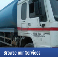 Browse our Services